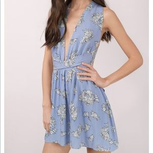 """Sammi Blue Multi Multi Way Dress"""